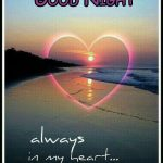 Good Night - Always in My Heart