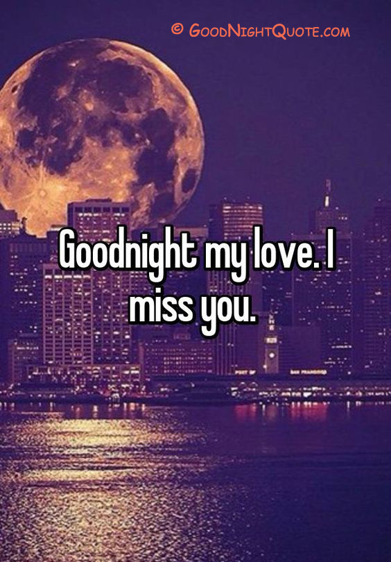 Wallpaper Good Night Love You : Goodnight My Love Wallpaper Many HD Wallpaper