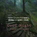 Good Night Motivational Quote