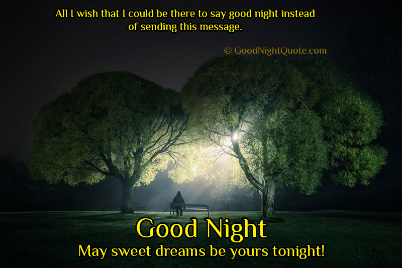 Amazing good night quote for friends