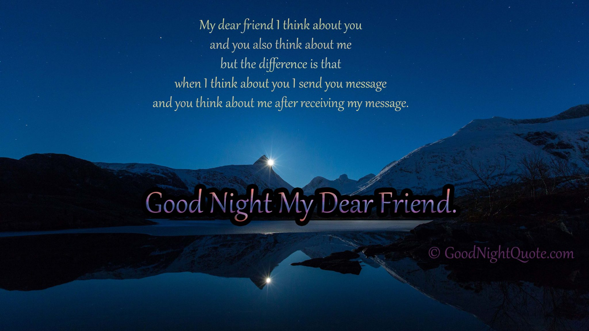 12 Funny Good Night Messages For Friends Good Night Quotes Images