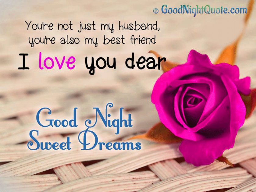 Good Night Quotes for Lover - Good-Night-Wishes-For-Husband