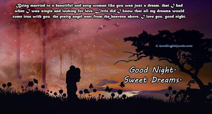 Good Night HD Images - Emotional Romantic Love Couple Good Night