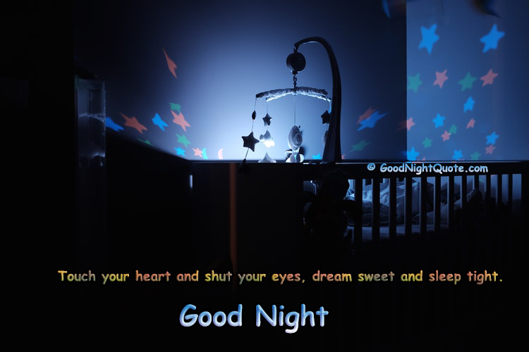 Beautiful Good Night Quotes to dedicate someone you love