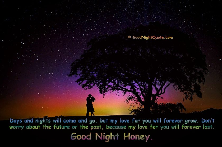 Good Night Love Sayings for Girl Friend